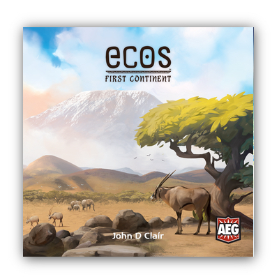 Ecos: The First Continent – EN