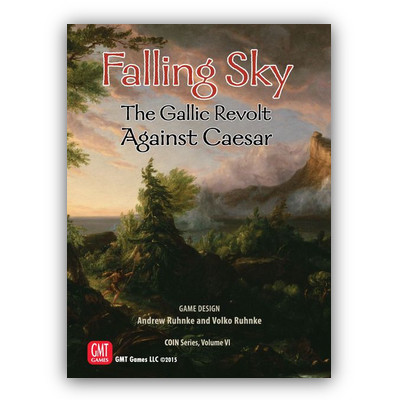 Falling Sky: The Gallic Revolt Against Caesar – EN