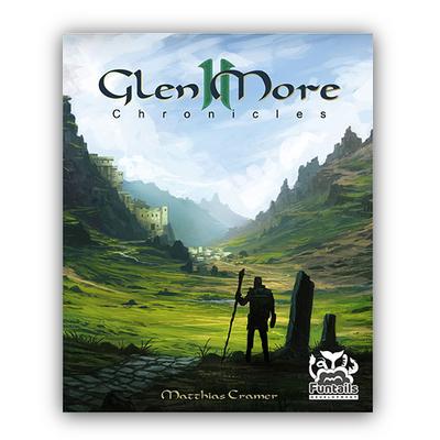 """Glen More II """"Chronicles"""" – DE/EN"""