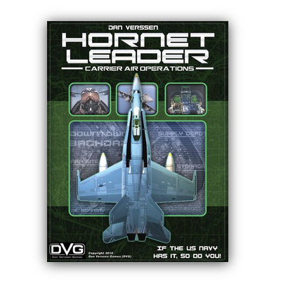 Hornet Leader: Carrier Air Operations (Solitaire Strategy Game) – EN