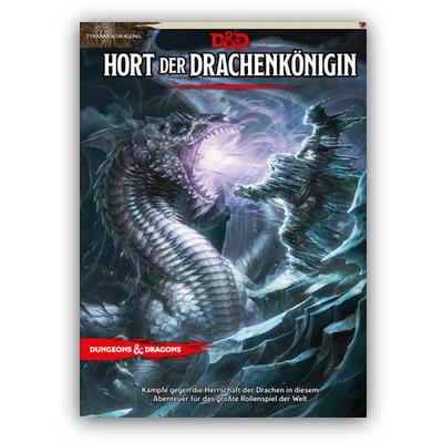D&D: Hort der Drachenkönigin (HC) – DE