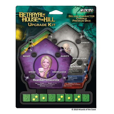 Betrayal at House on the Hill: Upgrade Pack – EN