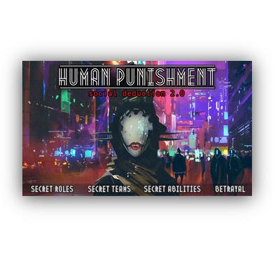 Human Punishment – EN