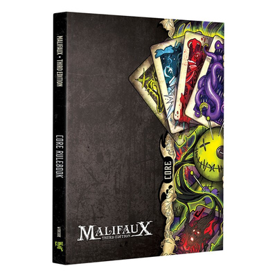 Malifaux: Core Rulebook – EN