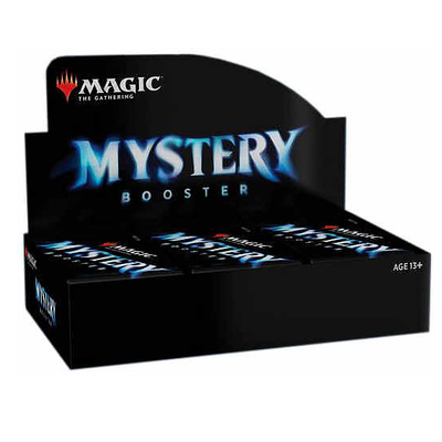 Magic: Mystery Display – EN