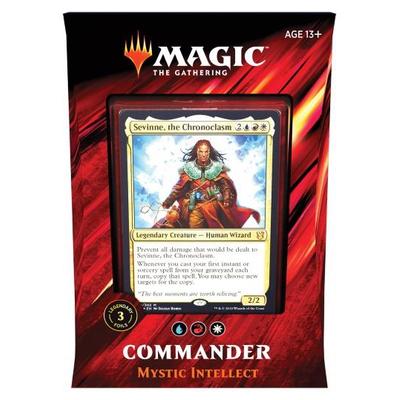 Magic: Commander 2019: Intellekt des Mystikers – EN