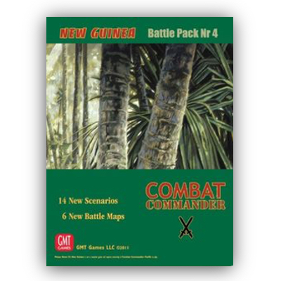 Combat Commander: Battle Pack #4 New Guinea – EN