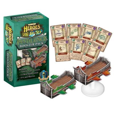 Heroes of Land, Air & Sea: Pestilence Booster Pack – EN