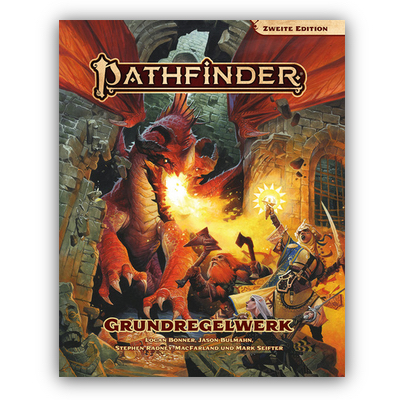Pathfinder 2. Edition: Grundregelwerk – DE