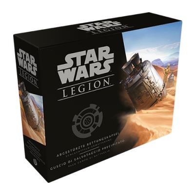 Star Wars Legion: Abgestürzte Rettungskapsel – DE/IT
