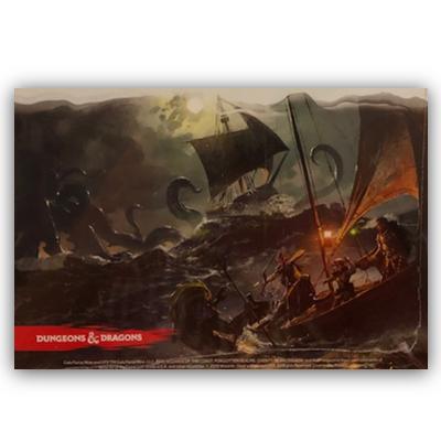 D&D: SL-Schirm – Von Schiffen und der See (Geister von Salzmarsch) – DE