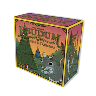 Feudum: Squirrels & Conifers – DE/EN