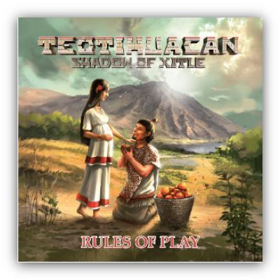 Teotihuacan: Shadow of Xitle – EN