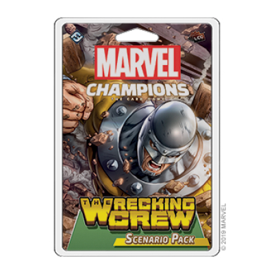 Marvel Champions: The Wrecking Crew – EN