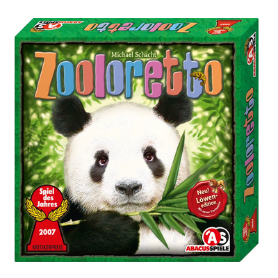 "Zooloretto ""Löwenedition"" – DE"