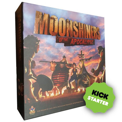 Moonshiners of the Apocalypse – EN (gebraucht)