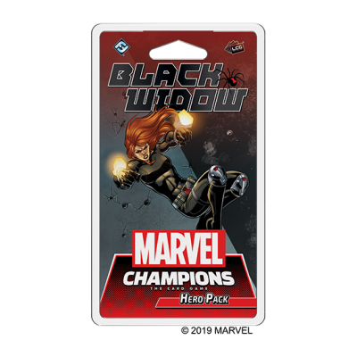 Marvel Champions: Black Widow – EN