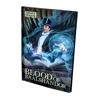 Arkham Novels: Blood of Baalshandor – EN