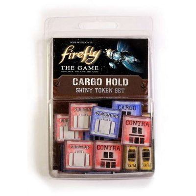 "Firefly The Game: Cargo Hold Shiny ""Acryl Token Pack"" – EN"