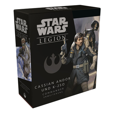 Star Wars Legion: Cassian Andor – EN