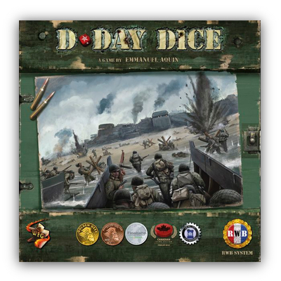D-Day Dice (Second Edition) – EN