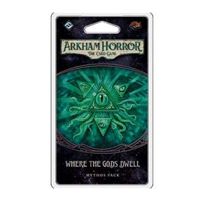 Arkham Horror LCG: The Dream-Eaters 5 – Where the Gods Dwell – EN