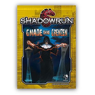 Shadowrun 5: Gnade ohne Grenzen (SC) – DE