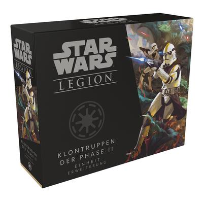 Star Wars Legion: Klontruppen der Phase II – DE