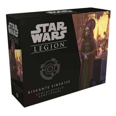 Star Wars Legion: Riskante Einsätze – DE