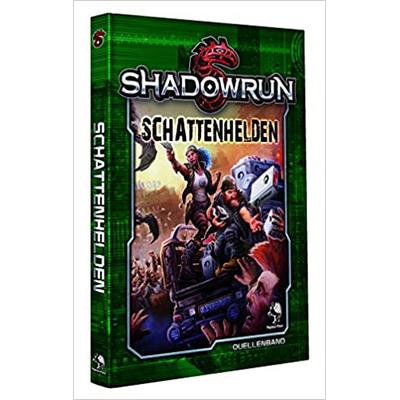 Shadowrun 5: Schattenhelden (HC) – DE