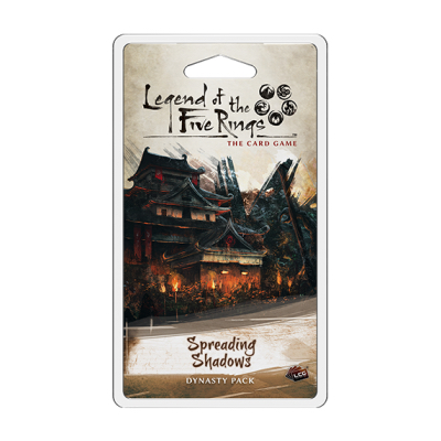L5R: Dominion 2 – Spreading Shadows – EN