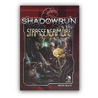 Shadowrun 5: Straßengrimoire (HC) – DE