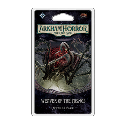 Arkham Horror LCG: The Dream-Eaters 6 – Weaver of the Cosmos – EN