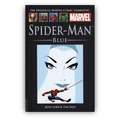 Die offizielle Marvel-Comic-Sammlung 25: Spider-Man: Blue (HC) – DE