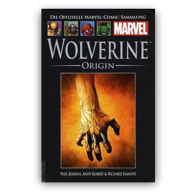 Die offizielle Marvel-Comic-Sammlung 26: Wolverine: Origin (HC) – DE