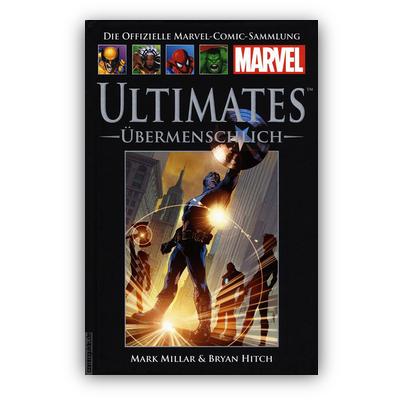 Die offizielle Marvel-Comic-Sammlung 28: Ultimates: Übermenschlich (HC) – DE