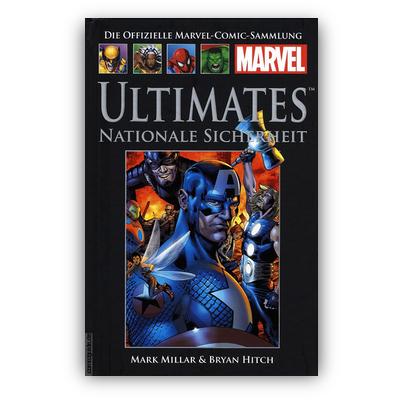 Die offizielle Marvel-Comic-Sammlung 29: Ultimates: Nationale Sicherheit (HC) – DE