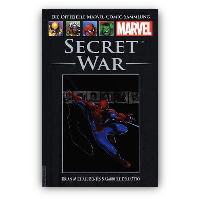 Die offizielle Marvel-Comic-Sammlung 33: Secret War (HC) – DE