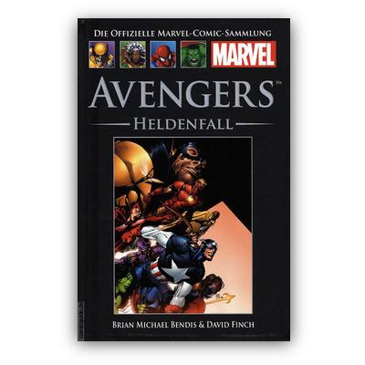 Die offizielle Marvel-Comic-Sammlung 34: Avengers: Heldenfall (HC) – DE
