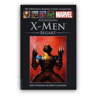 Die offizielle Marvel-Comic-Sammlung 38: X-Men: Begabt (HC) – DE