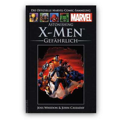 Die offizielle Marvel-Comic-Sammlung 39: X-Men: Gefährlich (HC) – DE