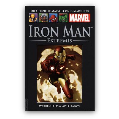 Die offizielle Marvel-Comic-Sammlung 43: Iron Man: Extremis (HC) – DE