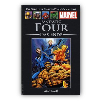 Die offizielle Marvel-Comic-Sammlung 47: Fantastic Four: Das Ende (HC) – DE