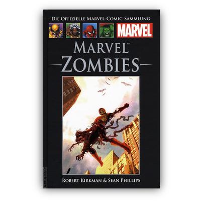 Die offizielle Marvel-Comic-Sammlung 48: Marvel Zombies (HC) – DE