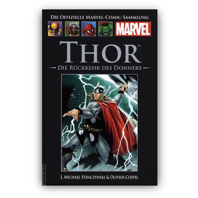 Die offizielle Marvel-Comic-Sammlung 52: Thor: Die Rückkehr des Donner (HC) – DE