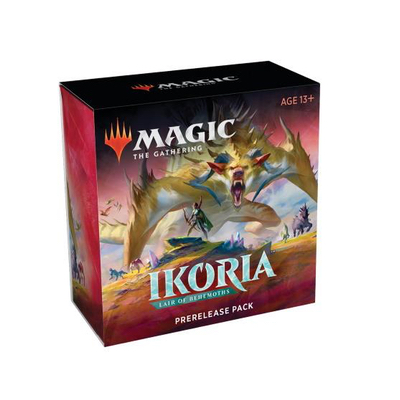 MTG: Ikoria: Reich der Behemoths Prerelease-Pack – DE