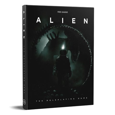 Alien: Core Rulebook (HC) – EN