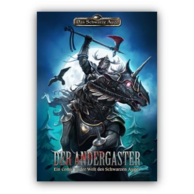 DSA Comic: Der Andergaster (HC) – DE