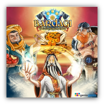 Bardagi: The Claim for Gold – DE/EN