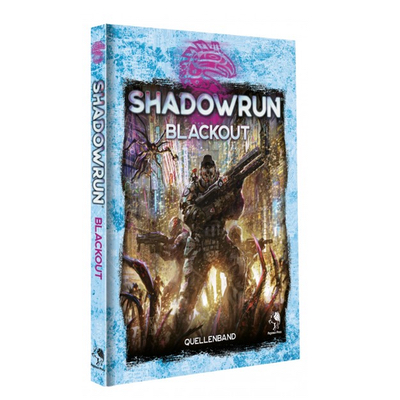 Shadowrun 6: Blackout  (HC) – DE